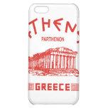 Parthenon - Atenas - Griego (rojo)