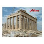 Parthenon - Atenas Postales
