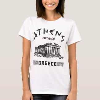Parthenon - Athens - Greek (black) T-Shirt