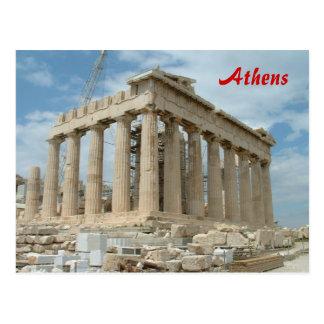 Parthenon - Athens Post Cards