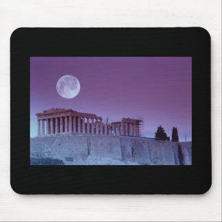Parthenon crepuscular mouse pads