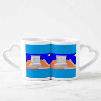 Parthenon day! coffee mug set