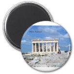 Parthenon de Atenas Iman De Nevera
