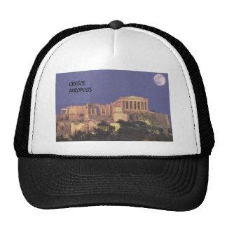 Parthenon de Grecia Atenas Akropolis (St.K) Gorras De Camionero