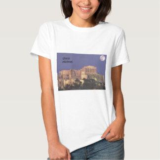 Parthenon de Grecia Atenas Akropolis (St.K) Playera