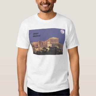 Parthenon de Grecia Atenas Akropolis (St.K) Polera
