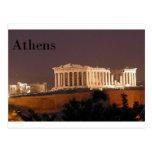 Parthenon de Grecia Atenas (St.K) Tarjetas Postales