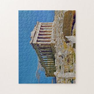 Parthenon en Grecia Puzzle
