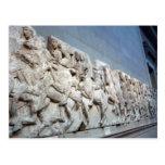 Parthenon Frieze - The British Museum Post Cards