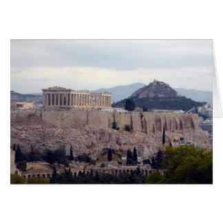 parthenon hill card