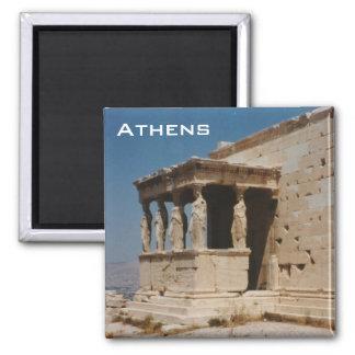Parthenon Imán De Nevera