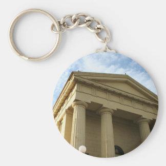 Parthenon Keychain