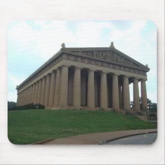 Parthenon Nashville TN Centennial Park Mousepad