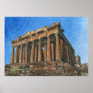 Parthenon Impresiones