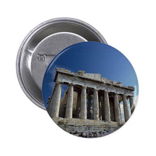 Parthenon Pin