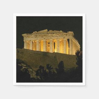 Parthenon Servilletas De Papel