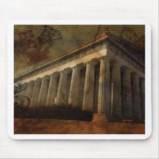 Parthenon, Temple of Athena Mouse Pad