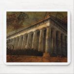 Parthenon, templo de Athena Tapetes De Raton