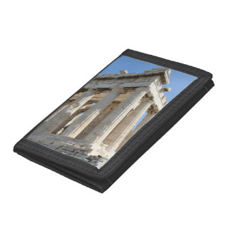 PARTHENON TRIFOLD WALLET