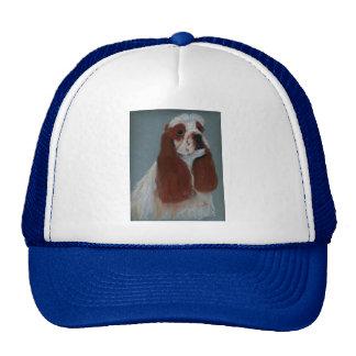 Parti Cocker Spaniel Trucker Hat