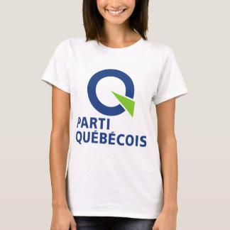 Parti Québécois logo.png T-Shirt