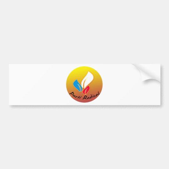Parti Radical Logo Bumper Sticker