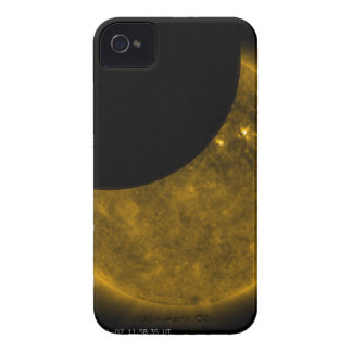 Partial Eclipse of the Sun iPhone 4 Case-Mate Case