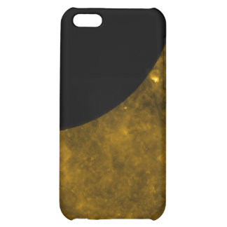 Partial Eclipse of the Sun iPhone 5C Covers