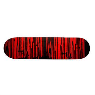 Partial Custom Skate Board