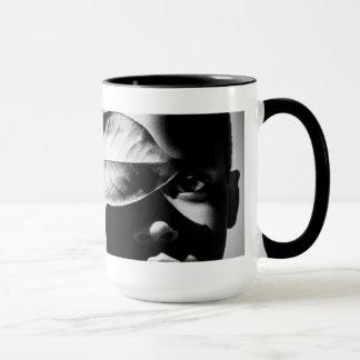 partial to red mug