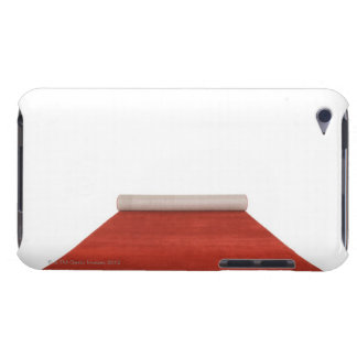 Partially unrolled red carpet Case-Mate iPod touch case
