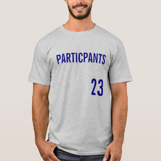 Participants Road Uniform T-Shirt