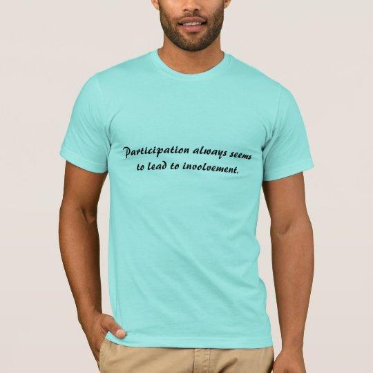 Participation T-Shirt