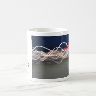 """""""Particle Accelerator in Action""""  Mug"""