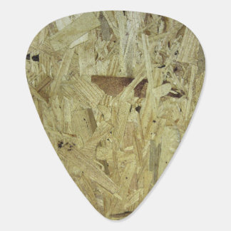 Particle Board Guitar Pick