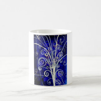 Particle Bouquet Coffee Mug