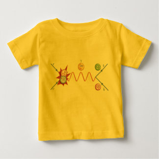 Particle Collision Baby T-Shirt