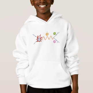 Particle Collision Hoodie