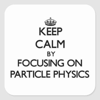 PARTICLE-PHYSICS44003979.png Square Sticker