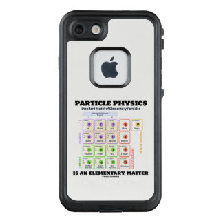 Particle Physics Is An Elementary Matter Model LifeProof FRĒ iPhone 7 Case