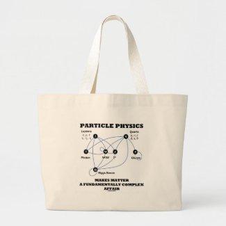 Particle Physics Makes Matter A Fundamentally Bag