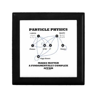 Particle Physics Makes Matter A Fundamentally Trinket Boxes