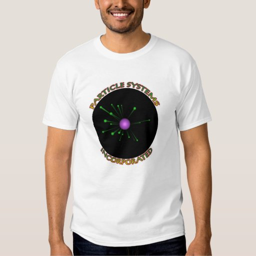 Particle Systems Inc. Tshirt