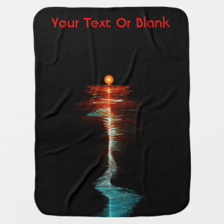 Particle-Wave Duality Baby Blanket