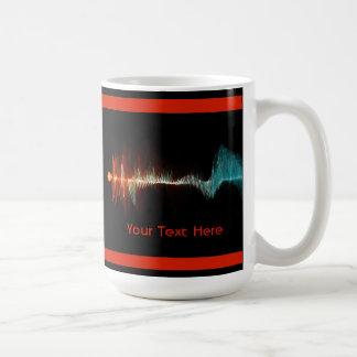 Particle-Wave Duality Coffee Mug