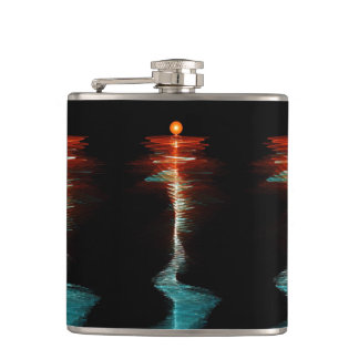 Particle-Wave Duality Flask