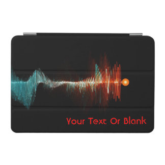 Particle-Wave Duality iPad Mini Cover