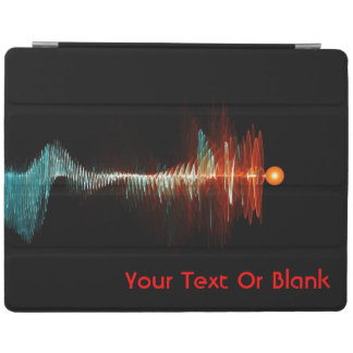 Particle-Wave Duality iPad Cover
