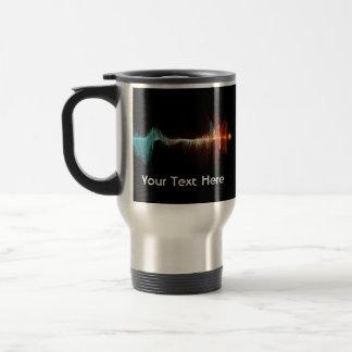 Particle-Wave Duality Travel Mug