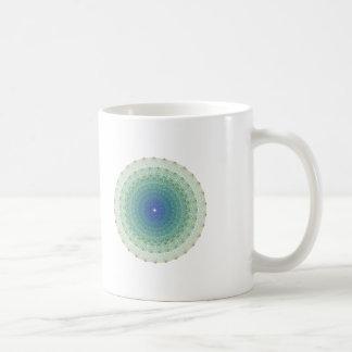 Partícula de dios taza de café